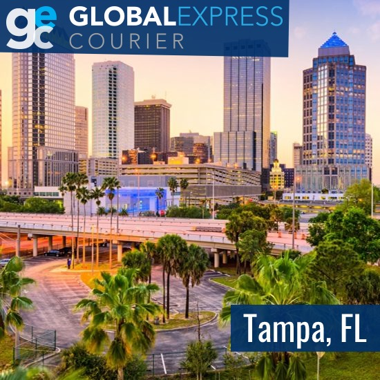Tampa, FL Delivery Service & Courier